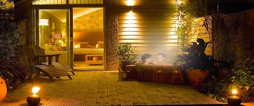 Luxury Spa Breaks Midlands Uk